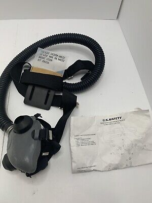 U.s. Safety 1520h Supplied Air Respirator Component Listing