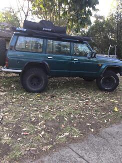 1996 Nissan Patrol Other