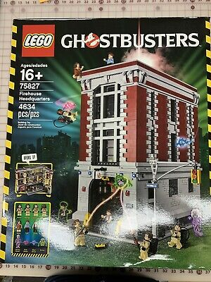 Lego Ghostbusters Firehouse Headquarters 75827 NEW SEALED BOX