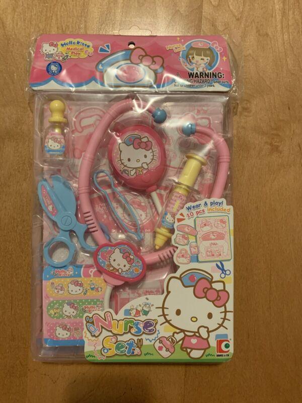 New 2016 Hello Kitty Nurse Play Kit