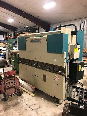 Premier 870-r Press Brake 70 Ton Capacity