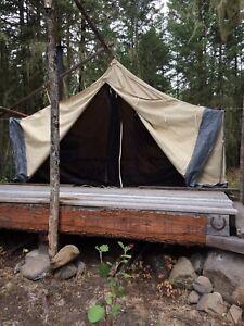 Woods Industrial Prospector Tent