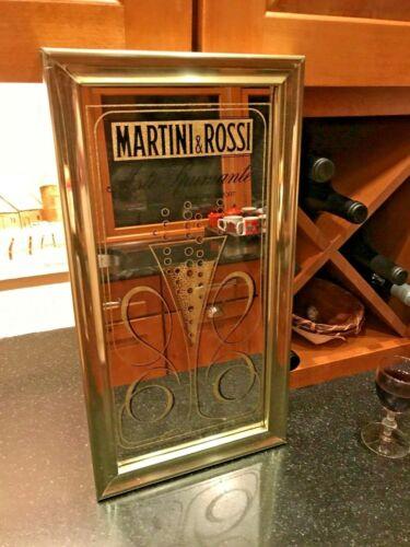 Martini & Rossi Asti Spumante Sparkling Import Advertising Mirror Man Cave Item