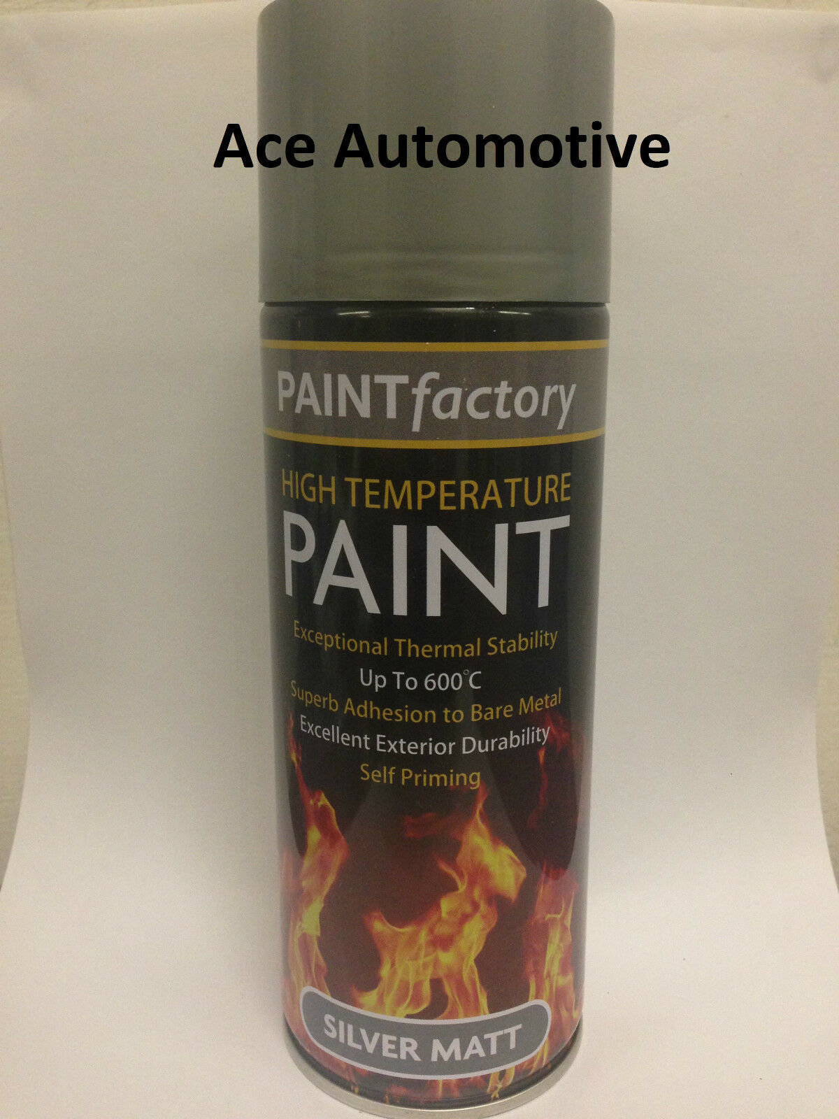 heat resistant matt silver spray paint stove exhaust high temp bargain. Black Bedroom Furniture Sets. Home Design Ideas