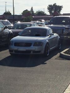 2002 Audi TT Quattro 6 speed