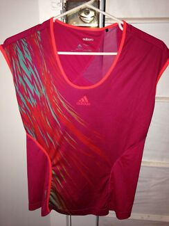 ADIDAS Pink sports shirt    Norman Park Brisbane South East Preview