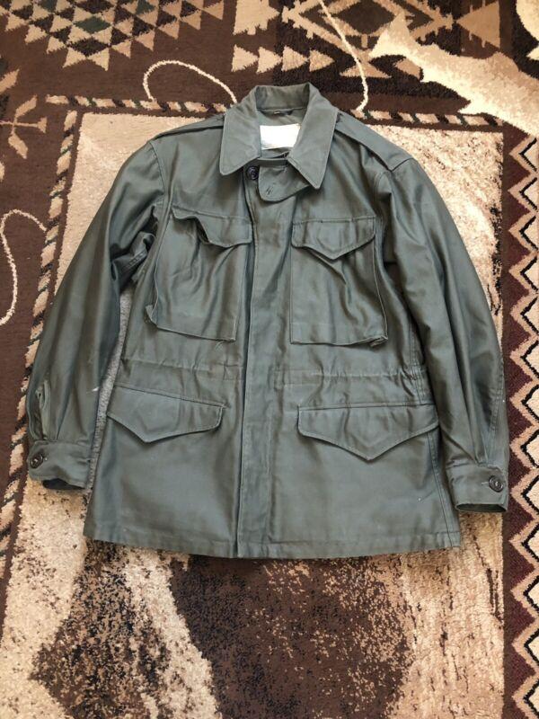WW2/ Korean War Original U.S. M43 Jacket Coat