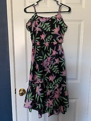 TCP The Childrens Place Girls Dress Size L Large 10 12