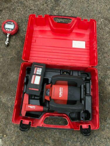 Hilti PR 30-HVS self leveling laser level + receiver