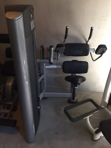 Life Fitness Commercial Abdominal Machine in Good Condition