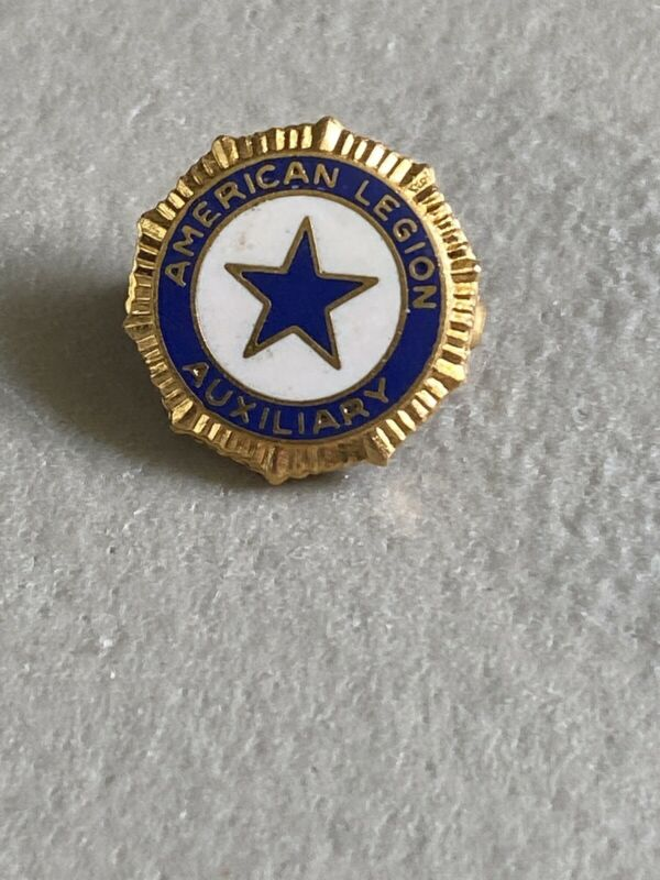Vintage American Legion Auxiliary Pin