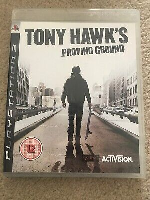 Tony Hawk's - Proving Ground (Sony PlayStation 3, 2007)