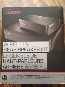 Rocketfish Wireless Speaker Kit (RF-WHTIB-A-C)