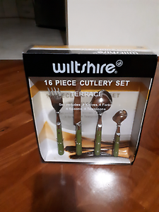 Brand new Wiltshire 16piece Cutlery Set. Bassendean Bassendean Area Preview