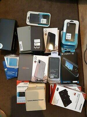 Job lot phone cases  plus Accessories