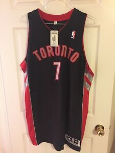BNWT Authentic Toronto Raptors Kyle Lowry Jersey! 2XL!