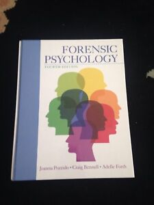 Psychology of Law 2032 textbook