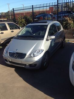 MERCEDES BENZ A200 AVANTGARDE 3D HATCH 51,846 KM'S $9000 WOW Brunswick Moreland Area Preview