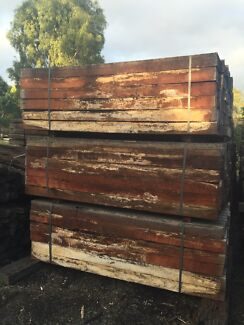 Railway Sleepers  QR  brand new never used  new old stock Logan Area Preview