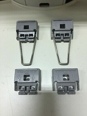 Hpagilent 5041-9167 Test Equipment Feets Set Of 4 Feets With 2 Tilt Stands