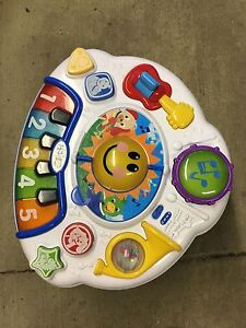 Baby Einstein music table