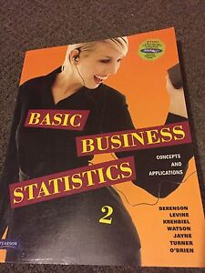 Basic Business Statistics: Concepts and Applications - Edition 2 Kangaroo Point Brisbane South East Preview