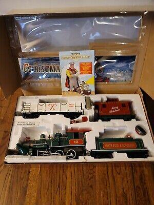 Bachmann Big Haulers The Night Before Christmas Train Set Large (no tracks)