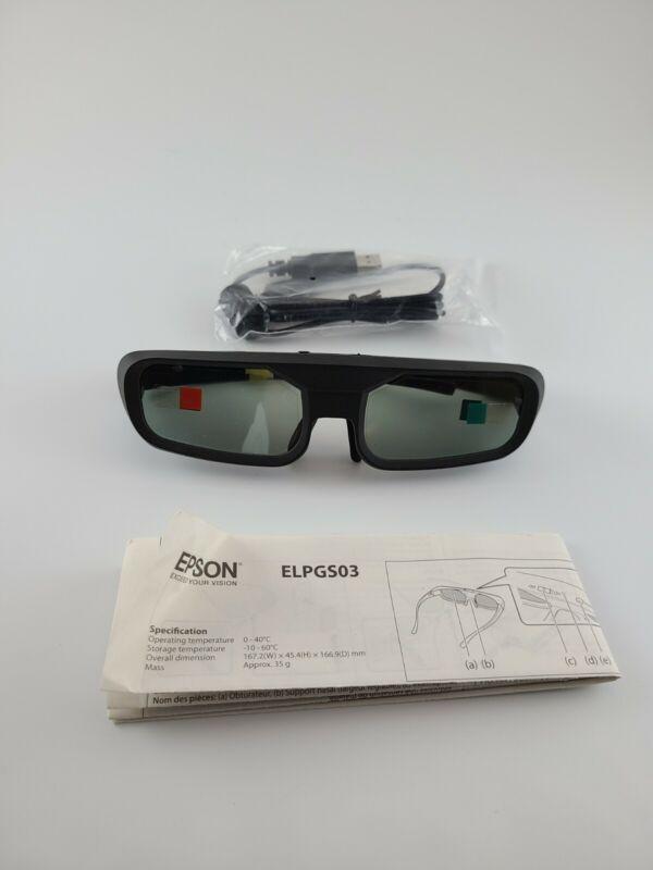 Epson ELPGS01 3D Glasses