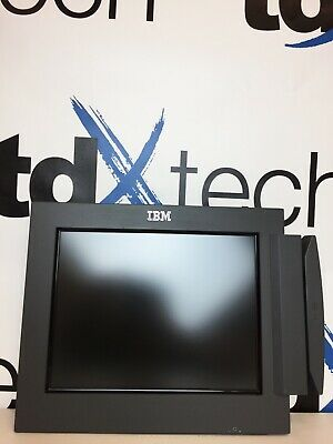 Tdx265 Ibm 12.1 Display Pos Tablet Lcd W Msr - 40n5760