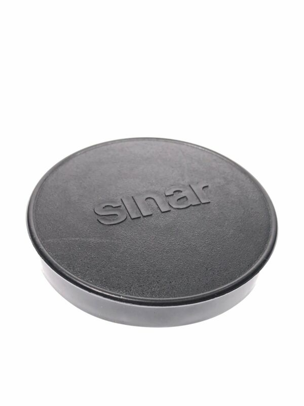 Genuine Sinar 70mm Front Lens Cap Push-on Slip-on