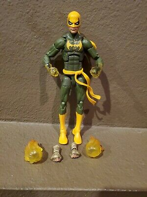 "Marvel Legends Dr. Strange Series IRON FIST 6"" Loose Figure Dormammu BAF Wave"