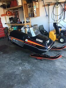 Wanted Yamaha enticer parts sled