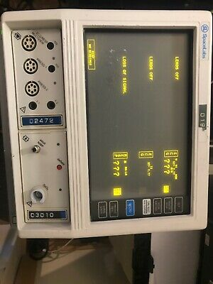 Spacelabs 99308-11-15-17patient Monitor Used 0247203010