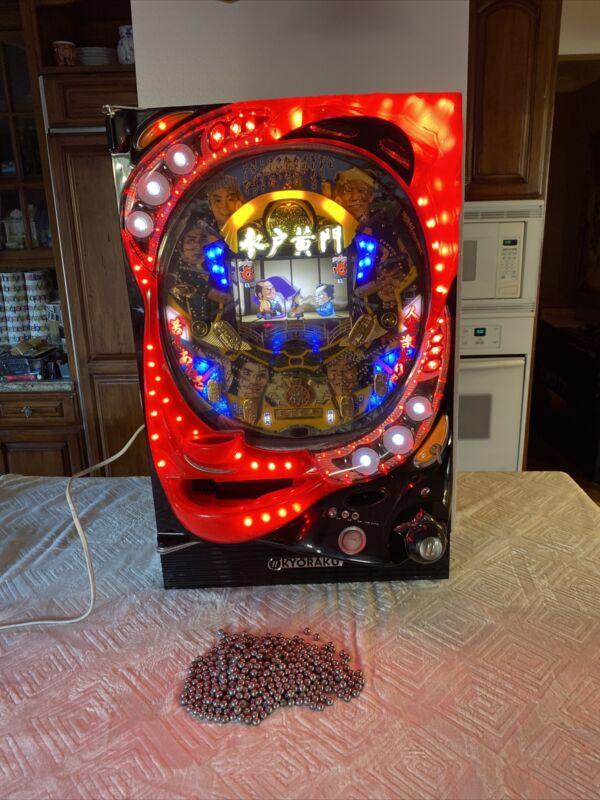 Kyoruku - Pachinko Machine Japanese Slot Pinball