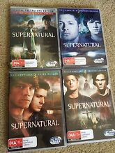 Tv on Dvd vampire diaries supernatural witches of east end Shortland Newcastle Area Preview