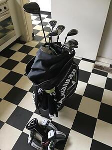 Golf club set Highett Bayside Area Preview