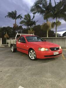 2004 Ford Falcon Xl 5 Sp Manual C/chas