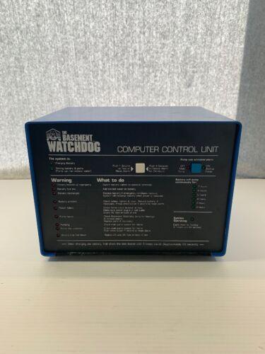 The Basement Watchdog BWD12-120C Big Dog A/C-D/C Battery Bac