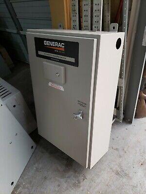 Generac Automatic Transfer Switch Rtsn200g3 480 Volt 200 Amp