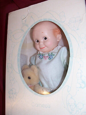 Old 1985 Cameo S Kewpie Doll Jesco Vintage Girls Baby Collector Collectible Toy