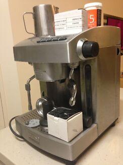 Sunbeam espresso machine em6910 coffee machines gumtree sunbeam em6910 coffee machine fandeluxe Images