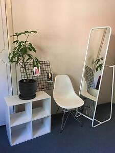 Mirror, chair, plant, shelf, board Woolloomooloo Inner Sydney Preview