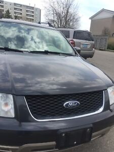 2007 ford freestyle clean inside out