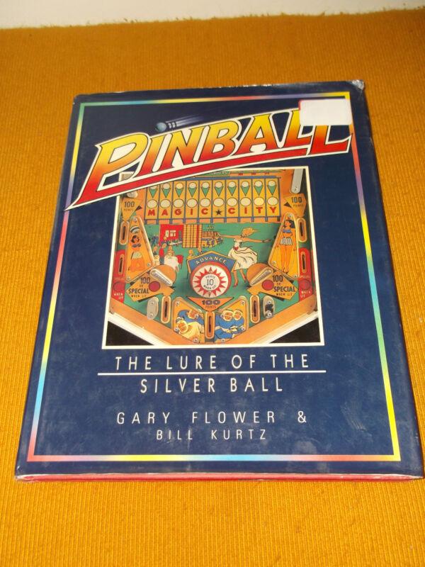 PINBALL HISTORY BOOK 1930