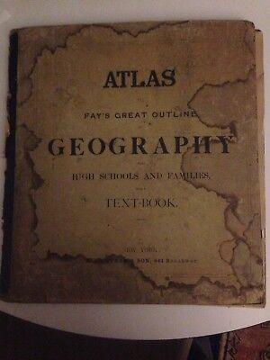 FAY'S ATLAS 1867