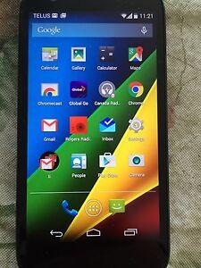 Motorola Moto G LTE 8GB Smartphone - Black - Unlocked