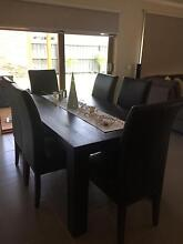 Dining table, coffee table and tv unit Mill Park Whittlesea Area Preview