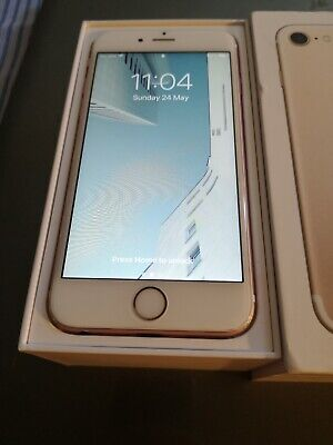 Apple iPhone 6s - 32GB - Gold (Unlocked) Very Good Condition...