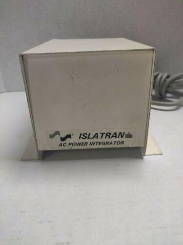 CONTROLS CONCEPTS ISLATRAN LRAM-102 AC POWER INTEGRATOR