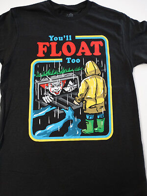 It The Movie You'll Float Too Georgie Pennywise The Clown Paper Boat - Clown The Movie